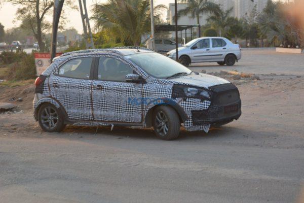 Ford Figo / Aspire facelift
