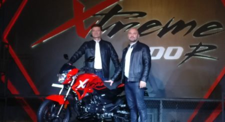 Hero Xtreme 200R India Bookings Open; Launch Likely To Happen Soon