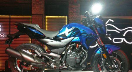 Hero Xtreme 200R Blue (2)