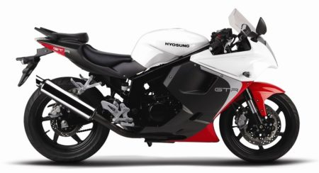 Hyosung GT250R With ABS Launched In India
