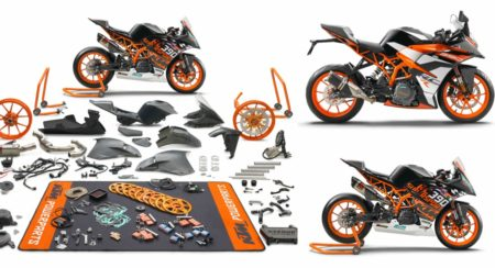 KTM RC390 R Costs INR 6.71 Lakh; Goes Over INR 15 Lakh With The SSP300 Race Kit