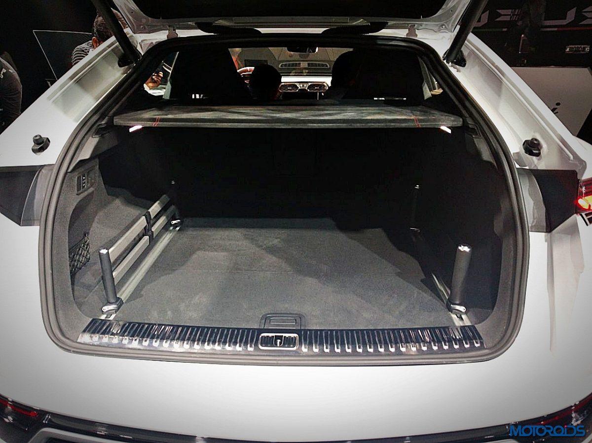 Lamborghini Urus India boot