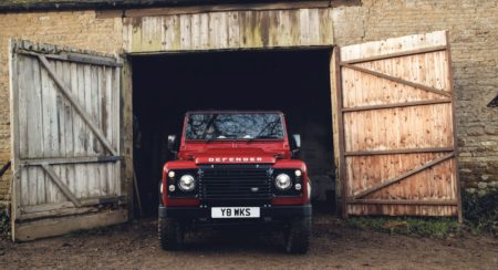 Land Rover Classic Defender Works V8 (8)
