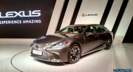Lexus LS 500h launched in India (35)