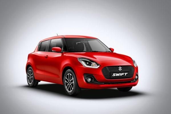 Maruti Suzuki At Auto Expo – New Swift Launch