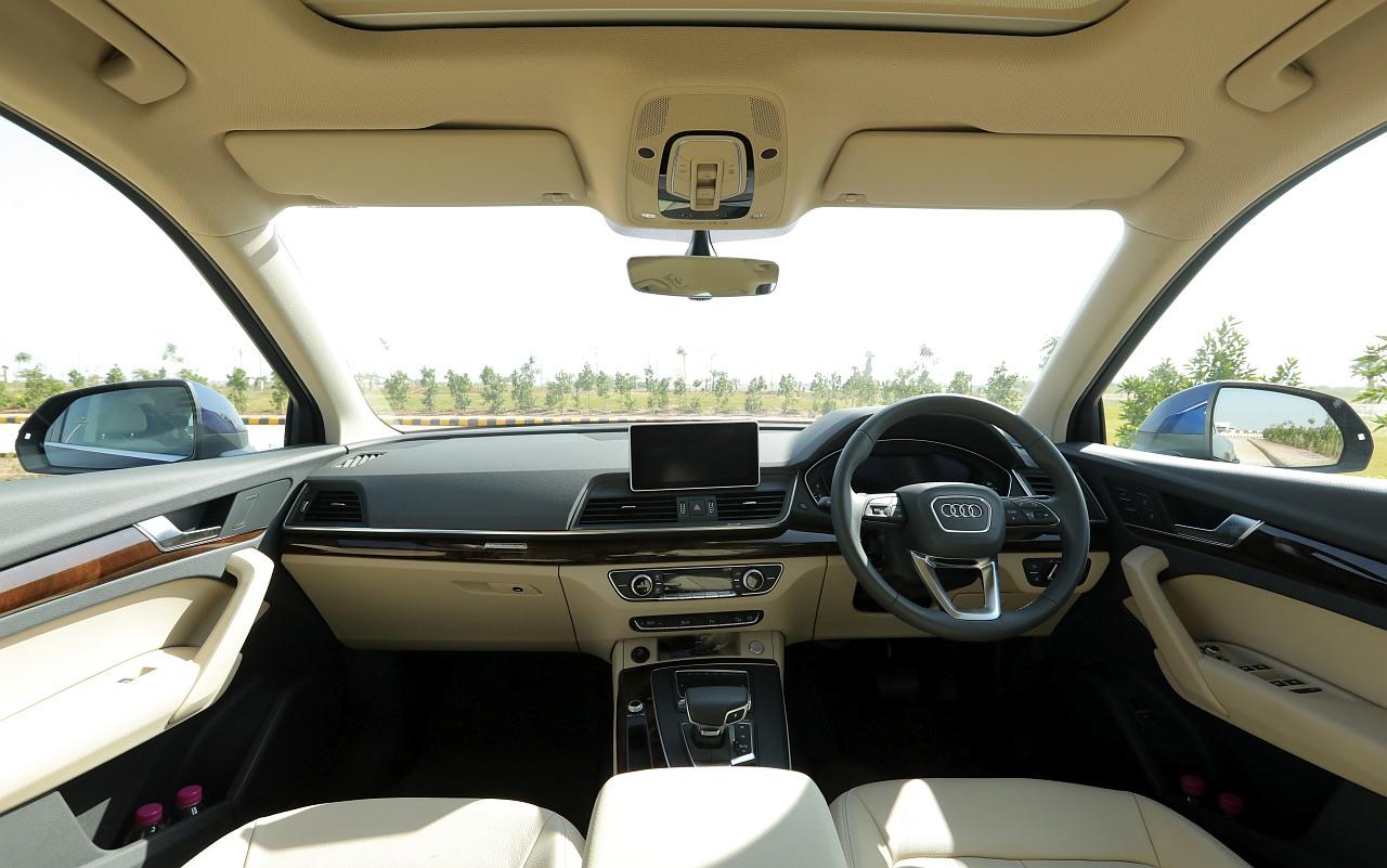2018 Audi Q5 Interior and features