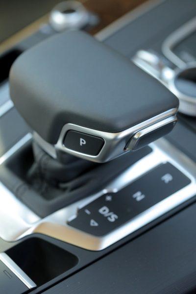 New 2018 Audi Q5 India drive selector (1)