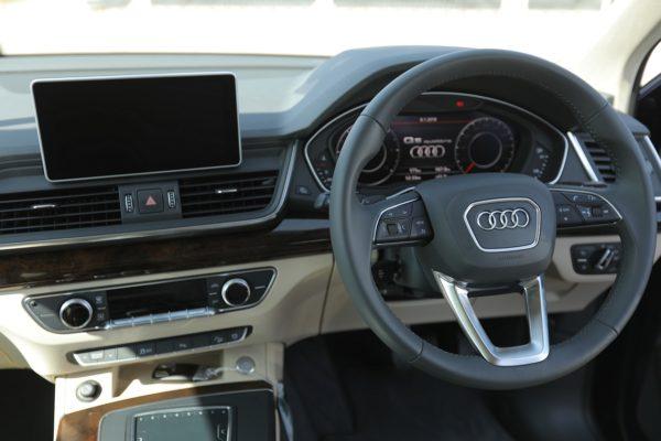 New 2018 Audi Q5 India drive selector (8)