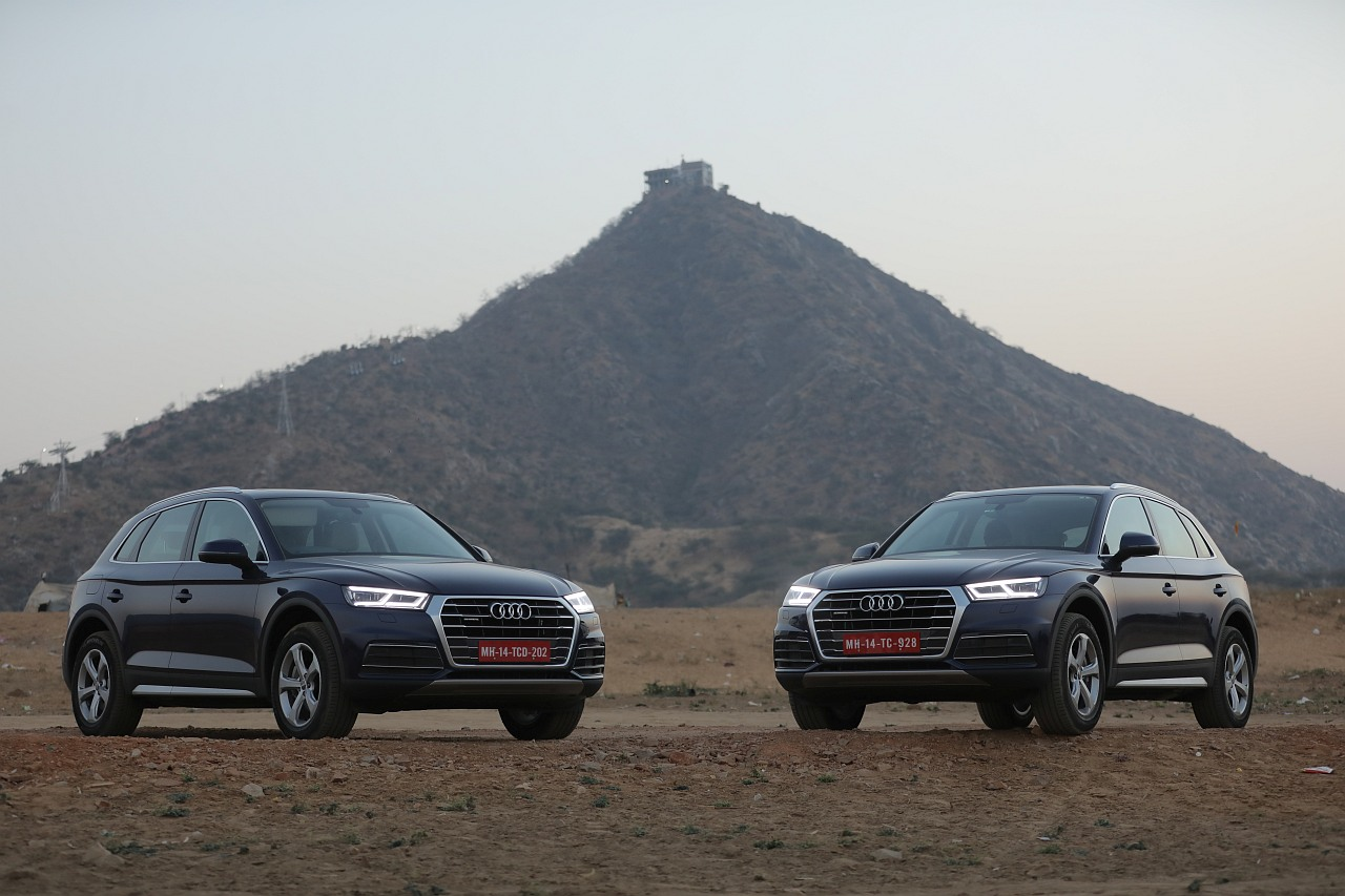 Over 500 All New 2018 Audi Q5 SUVs Booked Within A Month | Motoroids