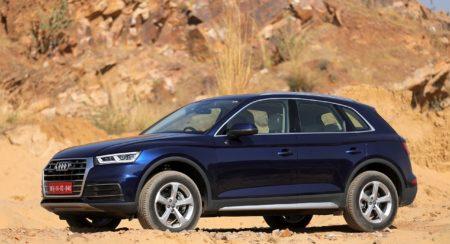 New 2018 Audi Q5 India sift off roading (4)