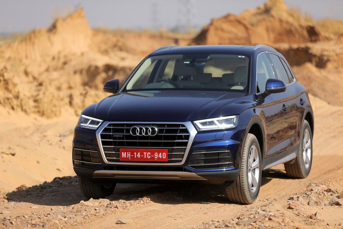 New 2018 Audi Q5 India sift off roading (5)