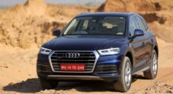 New 2018 Audi Q5 India sift off roading (5)