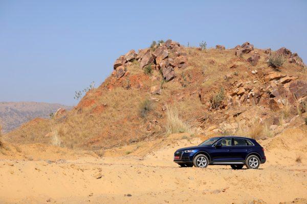 New 2018 Audi Q5 India sift off roading (6)