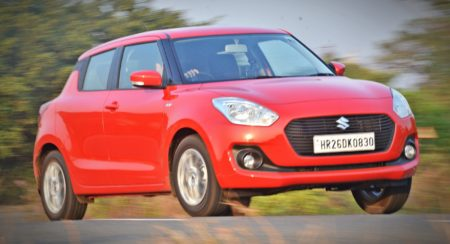Maruti Suzuki Swift And Dzire To Be Recalled For Faulty Airbag Controller Unit