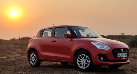 All New Maruti Suzuki Swift Finds One Lakh Buyers In Just 145 Days