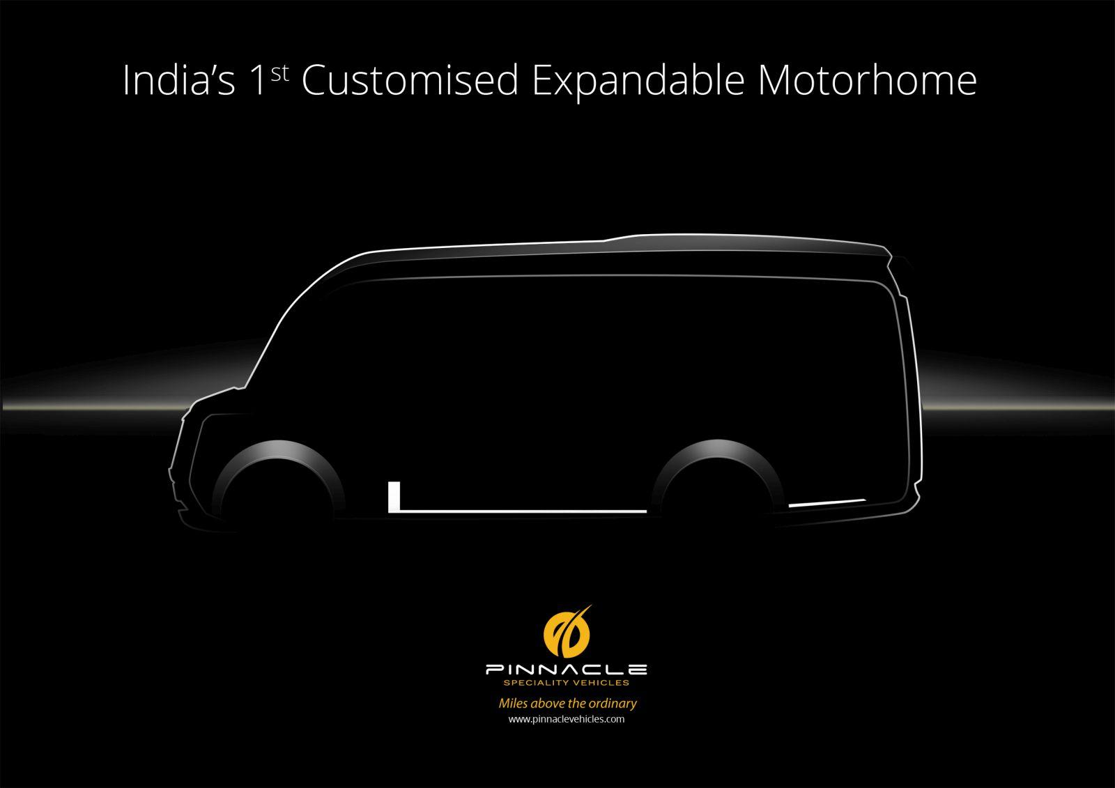 531b2de68c3d10 Auto Expo 2018   Pinnacle Speciality Vehicle To Unveil  Finetza
