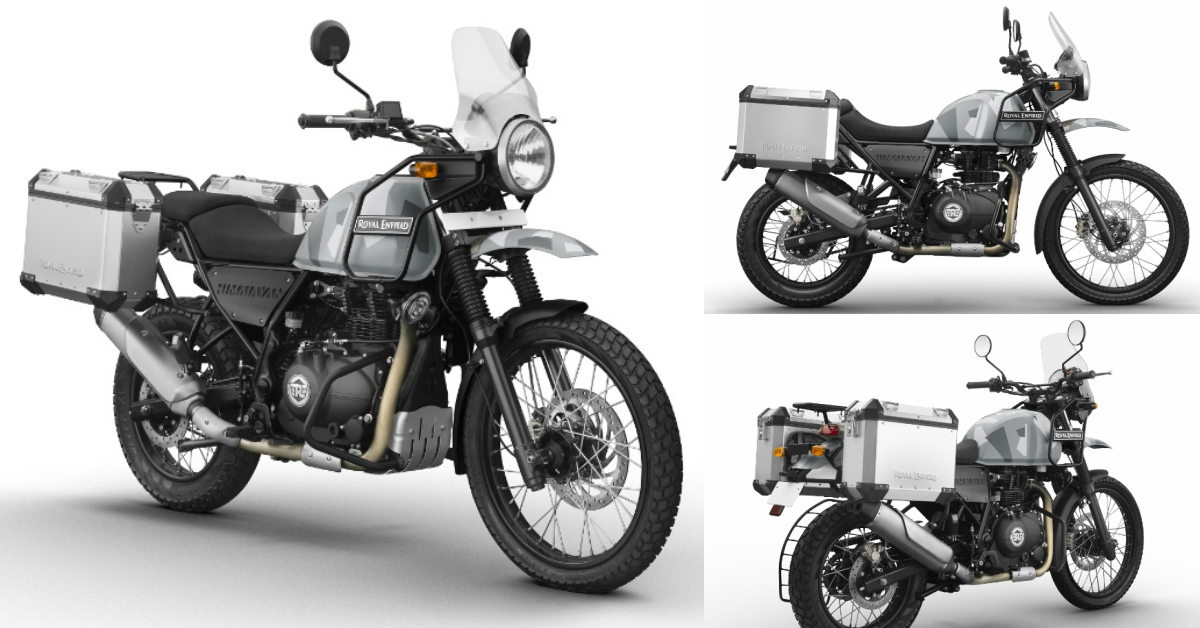 Royal Enfield Himalayan Sleet Launched In India Motoroids