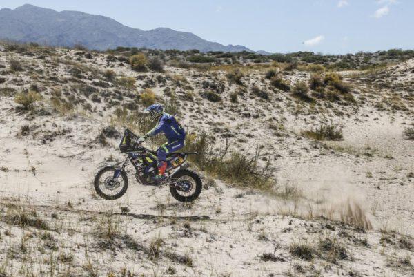 Sherco TVS Dakar 2018 Stage 10 (4)