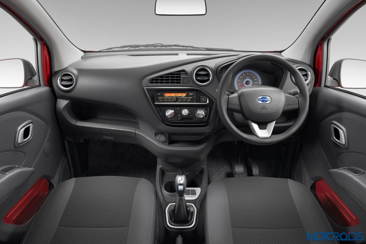 The new Datsun redi GO Smart Drive Auto comes with exciting new features – Dual Driving Mode Rush Hour Mode