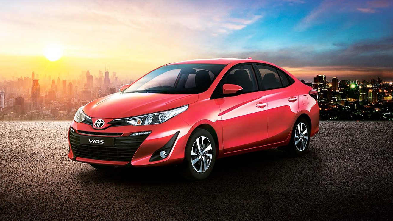 Auto Expo 2018: Toyota To Showcase Vios Sedan, New