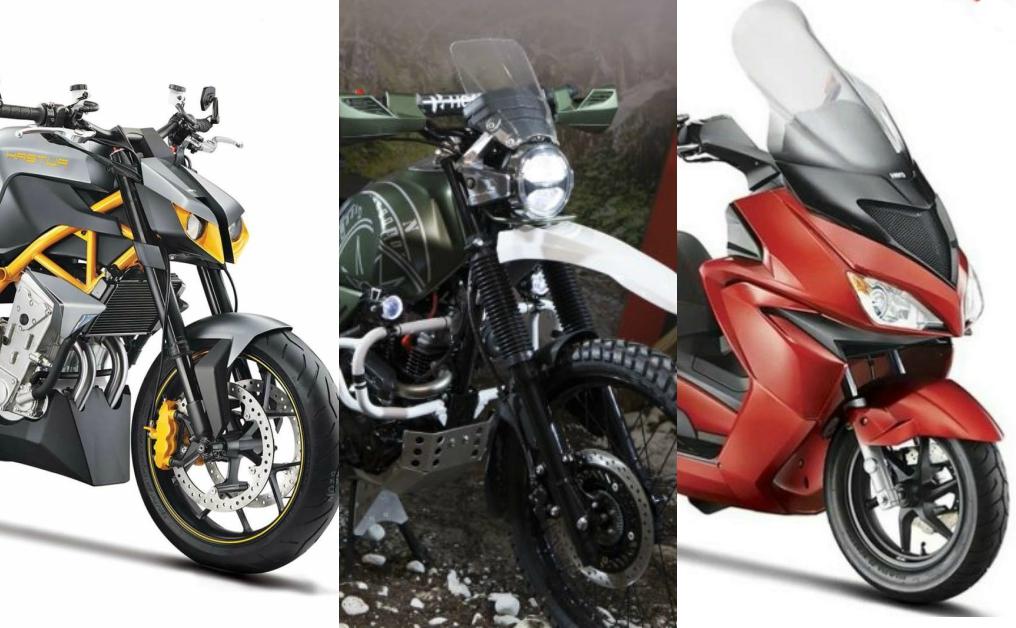 Mahindra Bikes 110cc