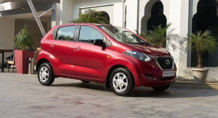 new 2018 Datsun redi-GO AMT red (1 (3)