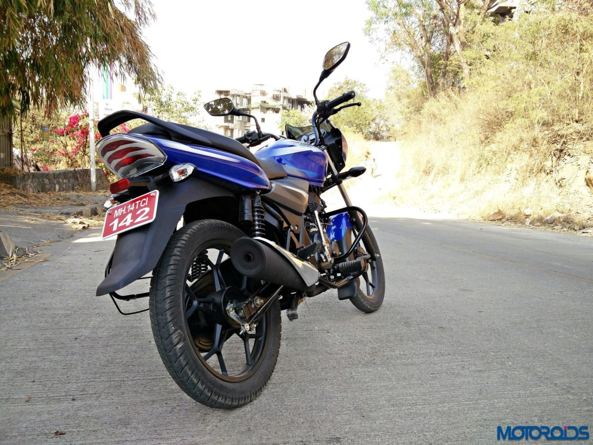2018 Bajaj Discover 110 Review (27)