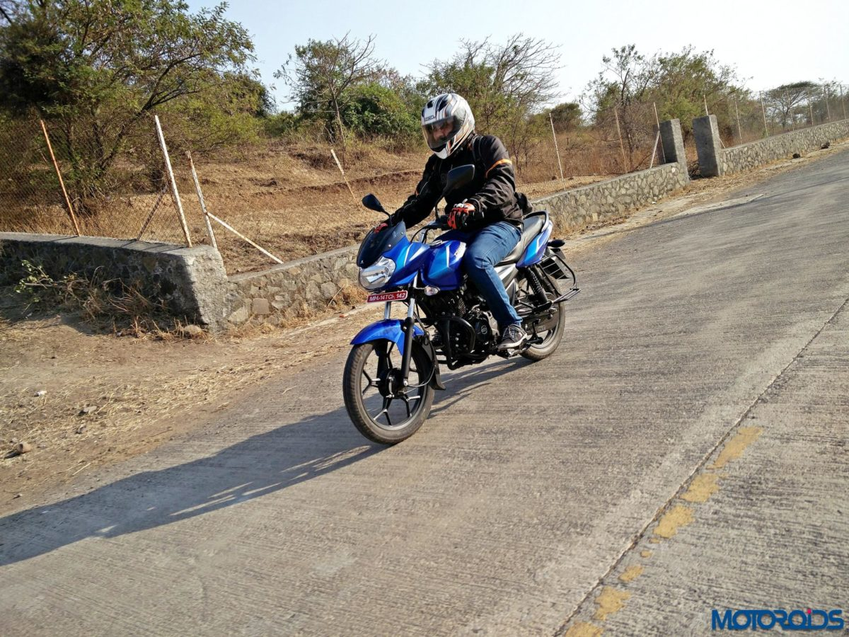2018 Bajaj Discover 110 Review (37)