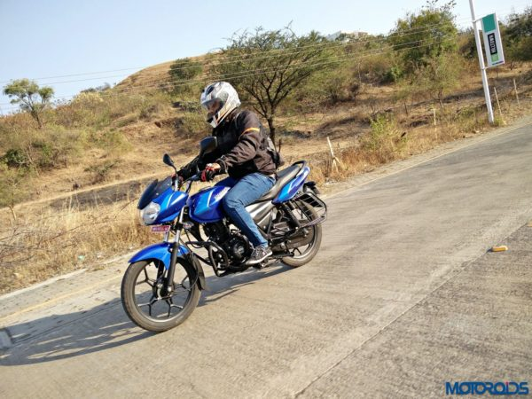 2018 Bajaj Discover 110 Review (38)