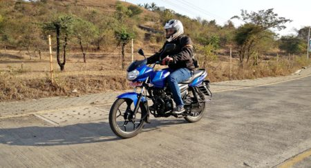 2018 Bajaj Discover 110 Review (39)