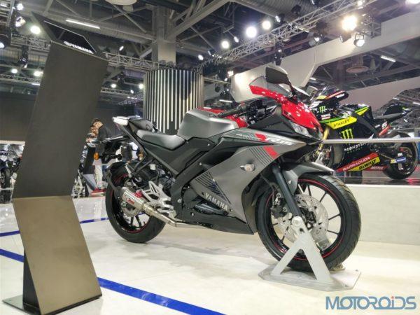 2018 Yamaha R15 V3 Daytona Kit (3)