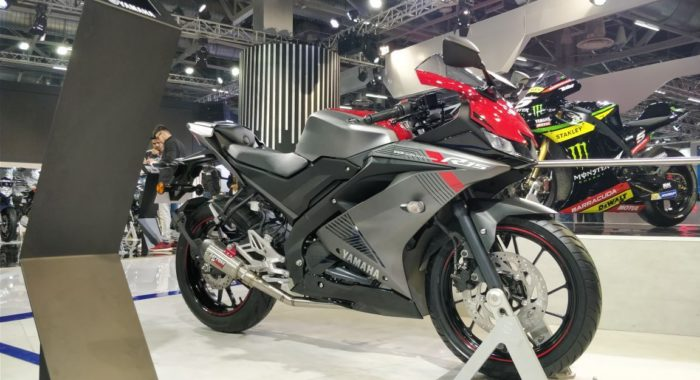 Video Meet The Faster Than Vanilla 2018 Yamaha R15 V3