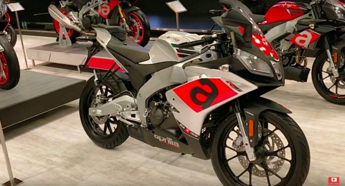 Aprilia RS 150