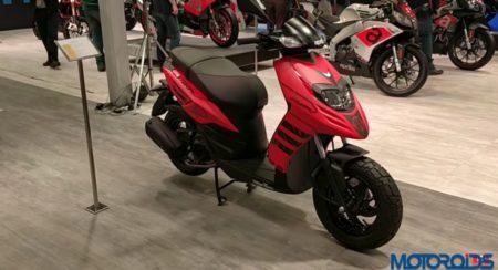 Aprilia Strom 125 - Auto Expo 2018 (2)