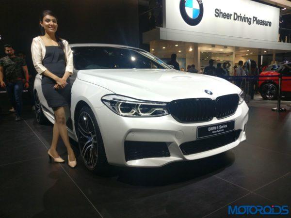 BMW 6 Series GT 07