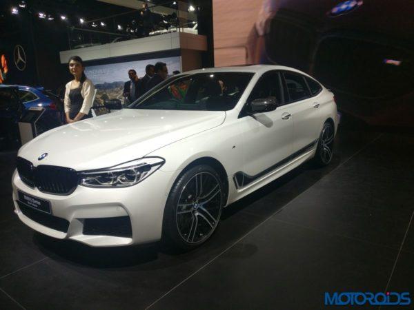 BMW 6 Series GT 11