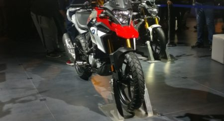 Auto Expo 2018 : BMW G 310 GS India Launch Likely To Happen In Second Half Of 2018