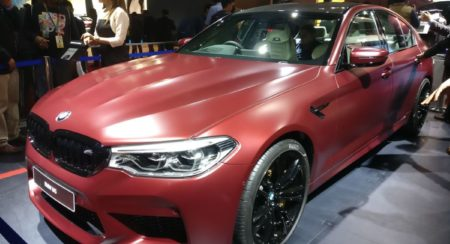 Auto Expo 2018: The BMW M5 Is An Enthusiast's Dream; Prices, Tech Specs, Features