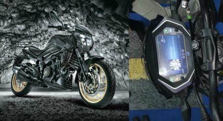Bajaj Dominar 400 - TFT Display - Feature Image (1)