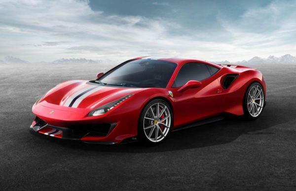 Ferrari 488 Pista – Official Images (1)