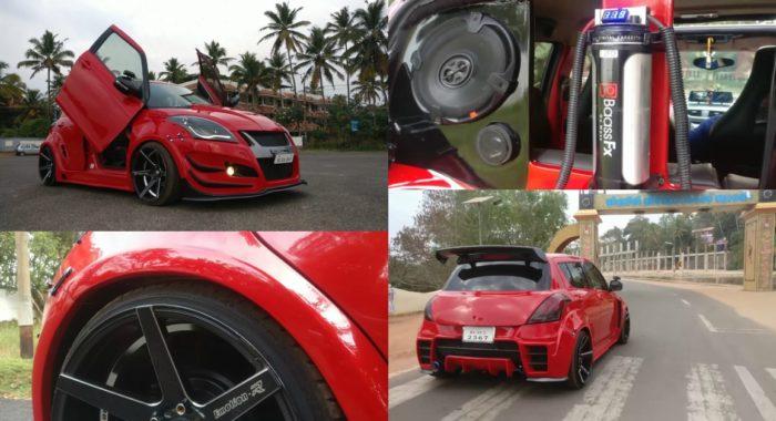 Video Meet India S First Bagged Maruti Suzuki Swift