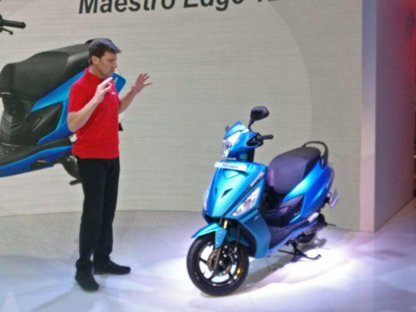 Hero MotoCorp Maestro 125 (1)