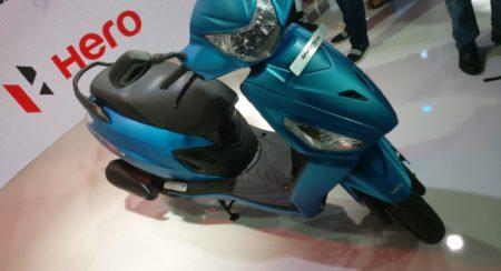 Hero MotoCorp Maestro 125 (6)