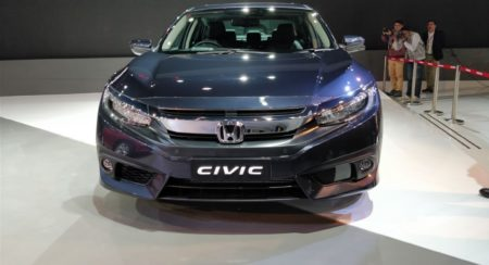 New Honda Civic And CR-V India Launch In H2 2018-2019