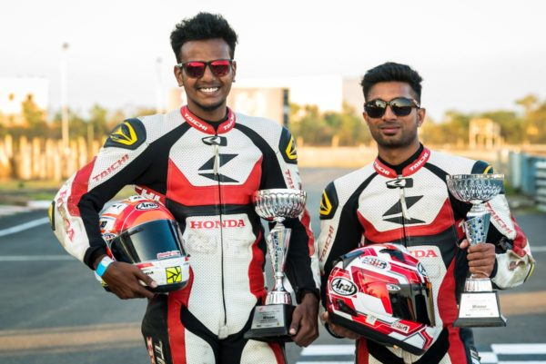 Honda 2Wheelers Start Racing Season With First Ever AVT Gold Cup Million Motorcycle ENDURANCE RACE (3)