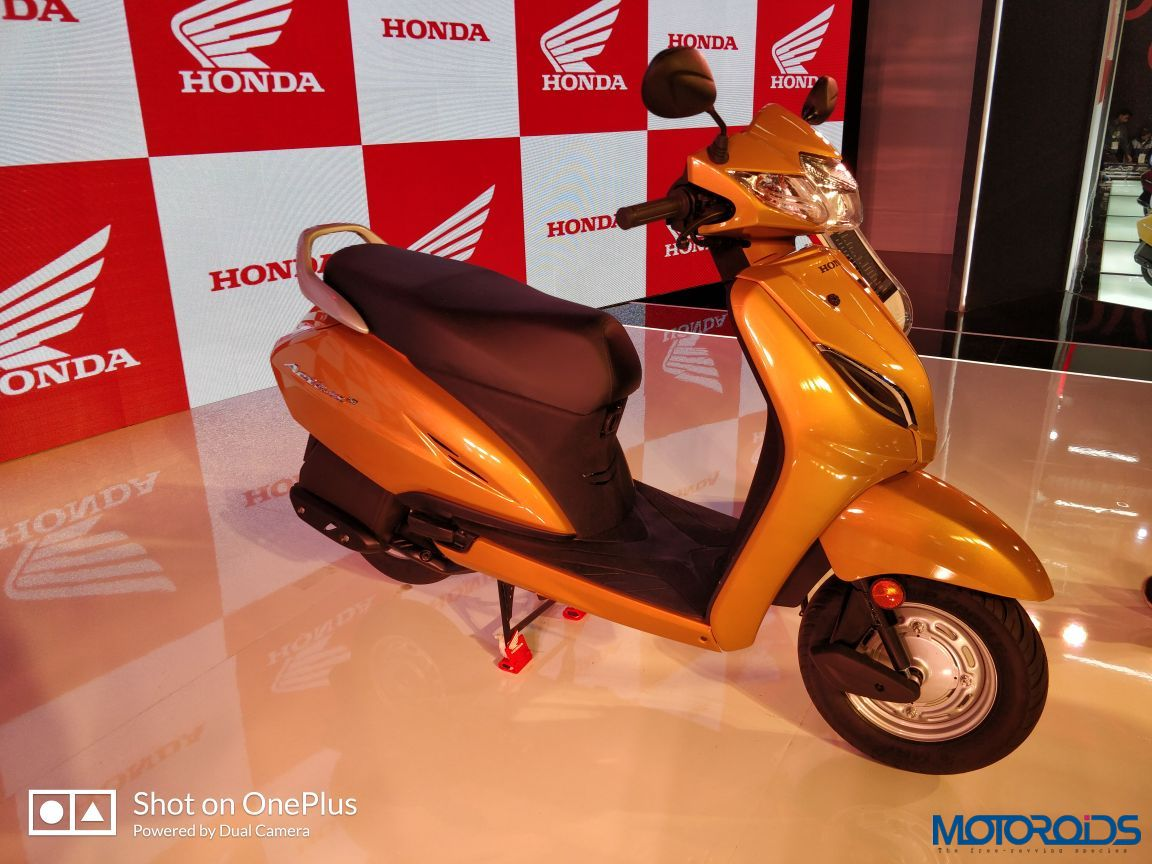New Honda Activa 5g India Images Tech Specs Features