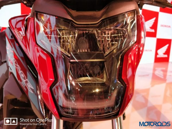 Honda X-Blade launched in India, priced at Rs 78500