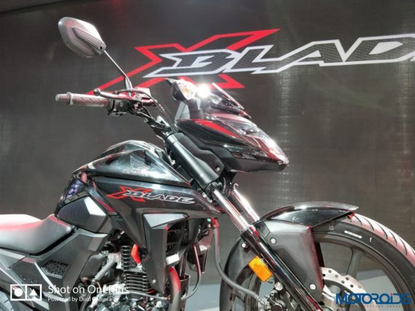 Honda X-Blade 160 launched at Rs 78500