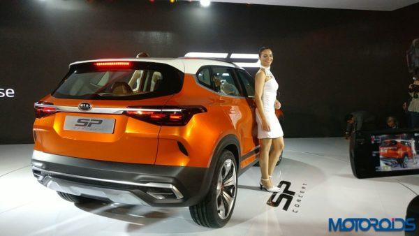 Kia Auto Expo 2018 20