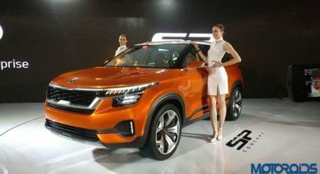 Kia Auto Expo 2018 26